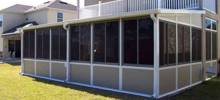 Glass Enclosures And Sun Rooms Jacksonville Fl