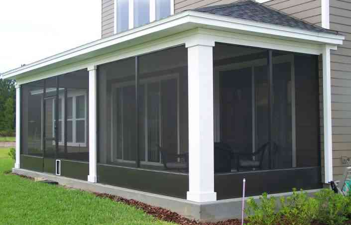 The Best Screened In Porch Companies In Jacksonville Fl